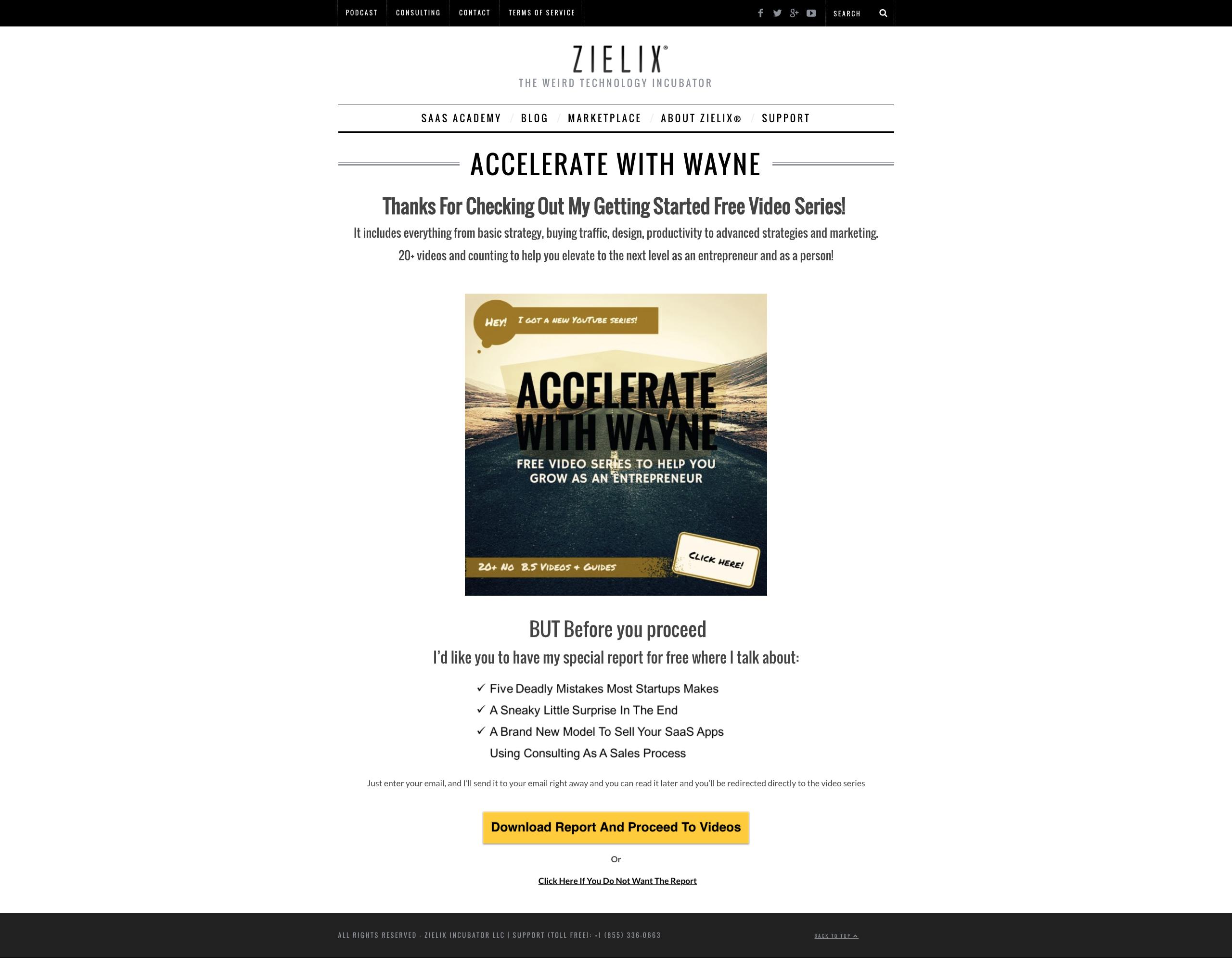 Zielix – Accelerate